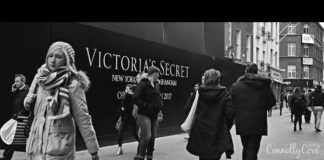 Grafton Street Dublin – Ireland. Shopping Heaven!
