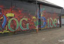 Bogside Murals - Derry Londonderry - Derry Murals