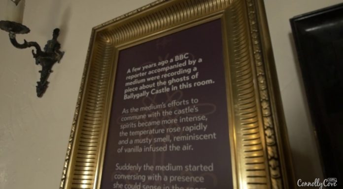 Haunted Hotel-Haunted Tower - Ballygally Castle Hotel, Co. Antrim