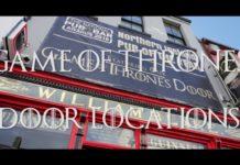 Game of Throne Doors