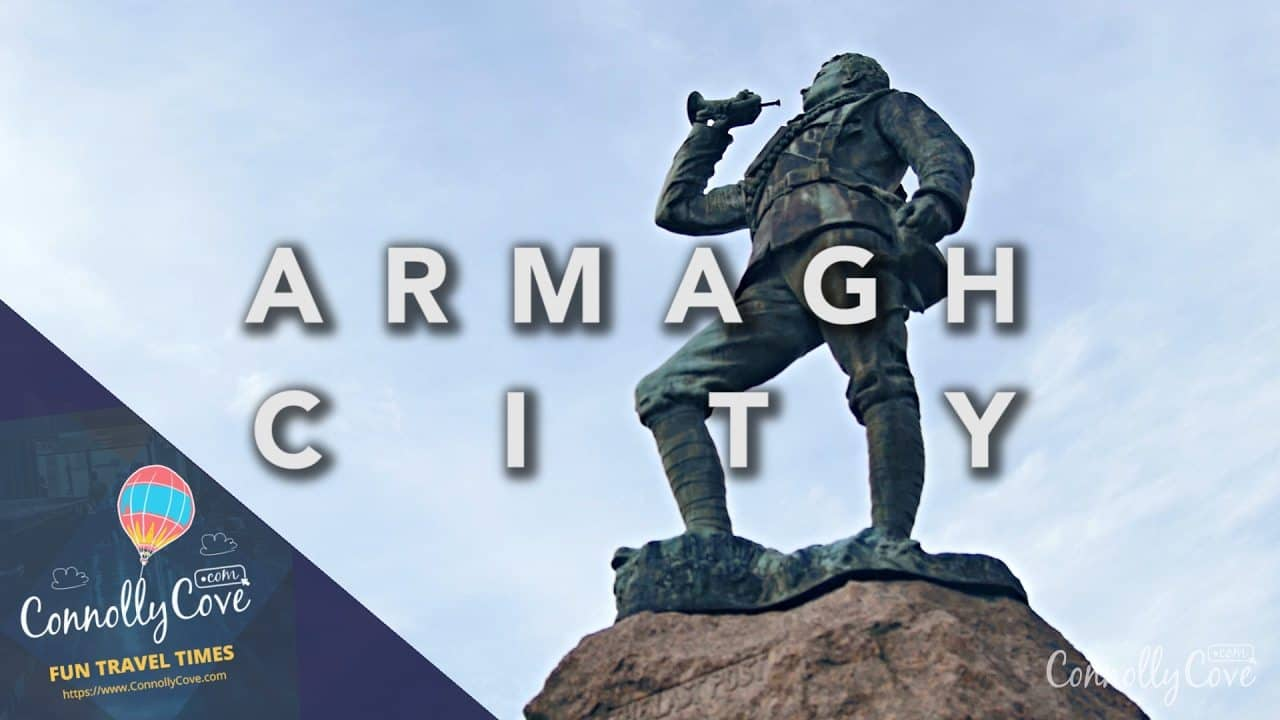ARMAGH CITY - County Armagh - A glimpse of the beautiful city in Northern Ireland-County Armagh NI