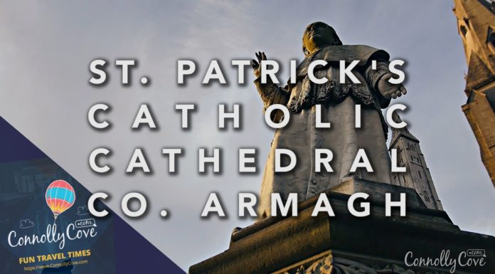 ARMAGH CATHEDRAL - Saint Patrick's Cathedral - The Cathedral City