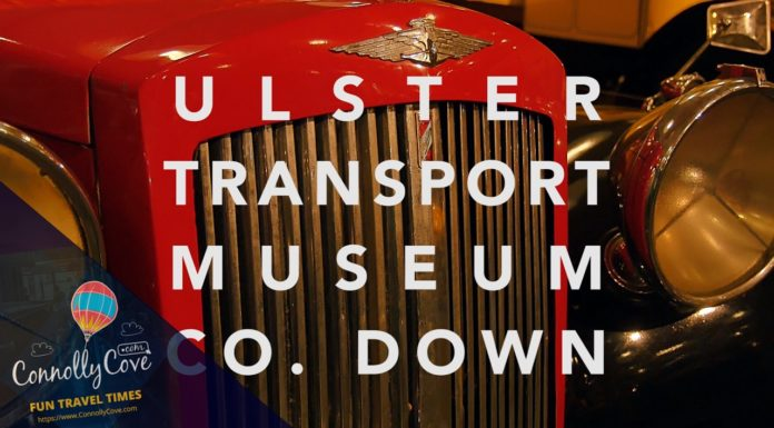 ULSTER TRANSPORT MUSEUM-Holywood-Ulster Folk and Transport Museum