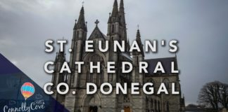 Saint Eunan's Cathedral, Letterkenny-Co Donegal