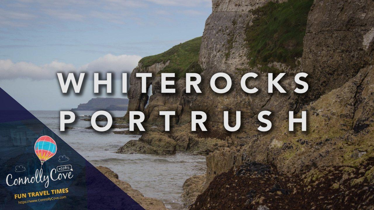 Whiterocks Beach Portrush County Antrim-Causeway Coastal Route