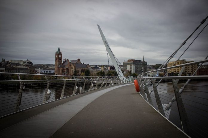 Peace Bridge Derry/Londonderry