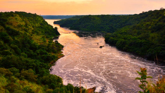 The Implication of the Coursing Nile River through Egypt