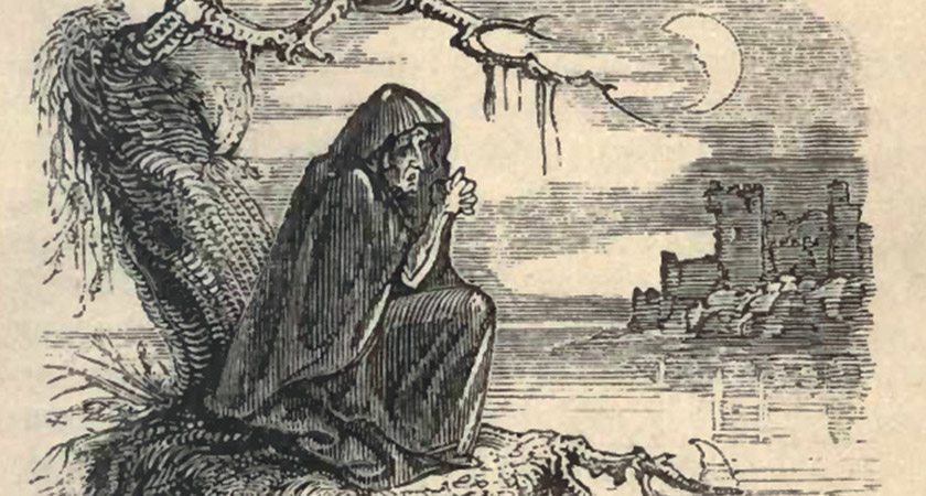 Beware the Wail of the Banshee | Connolly Cove
