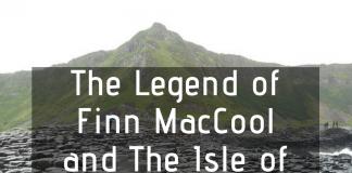 The legend of Finn MacCool
