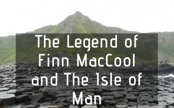 The legend of Finn MacCool