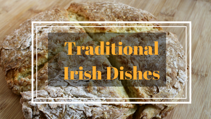 Traditional Irish dishes