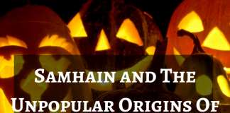 Samhain and The Unpopular Origins Of Halloween