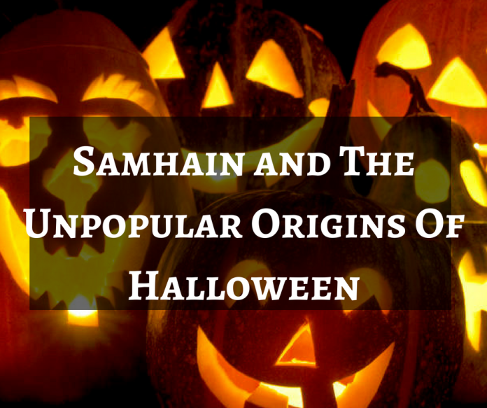 Samhain and The Unpopular Origins Of Halloween