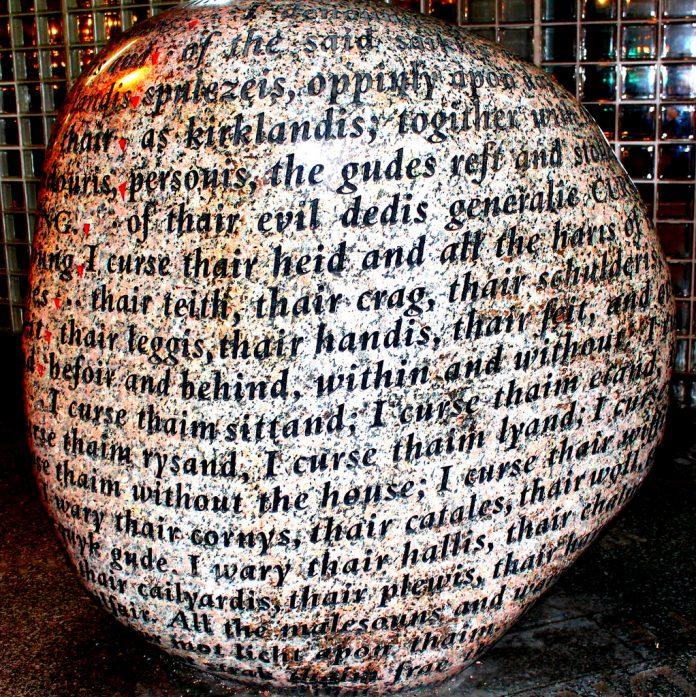 cursed stone