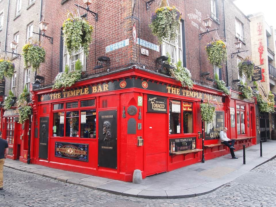 Famous Dublin Bar