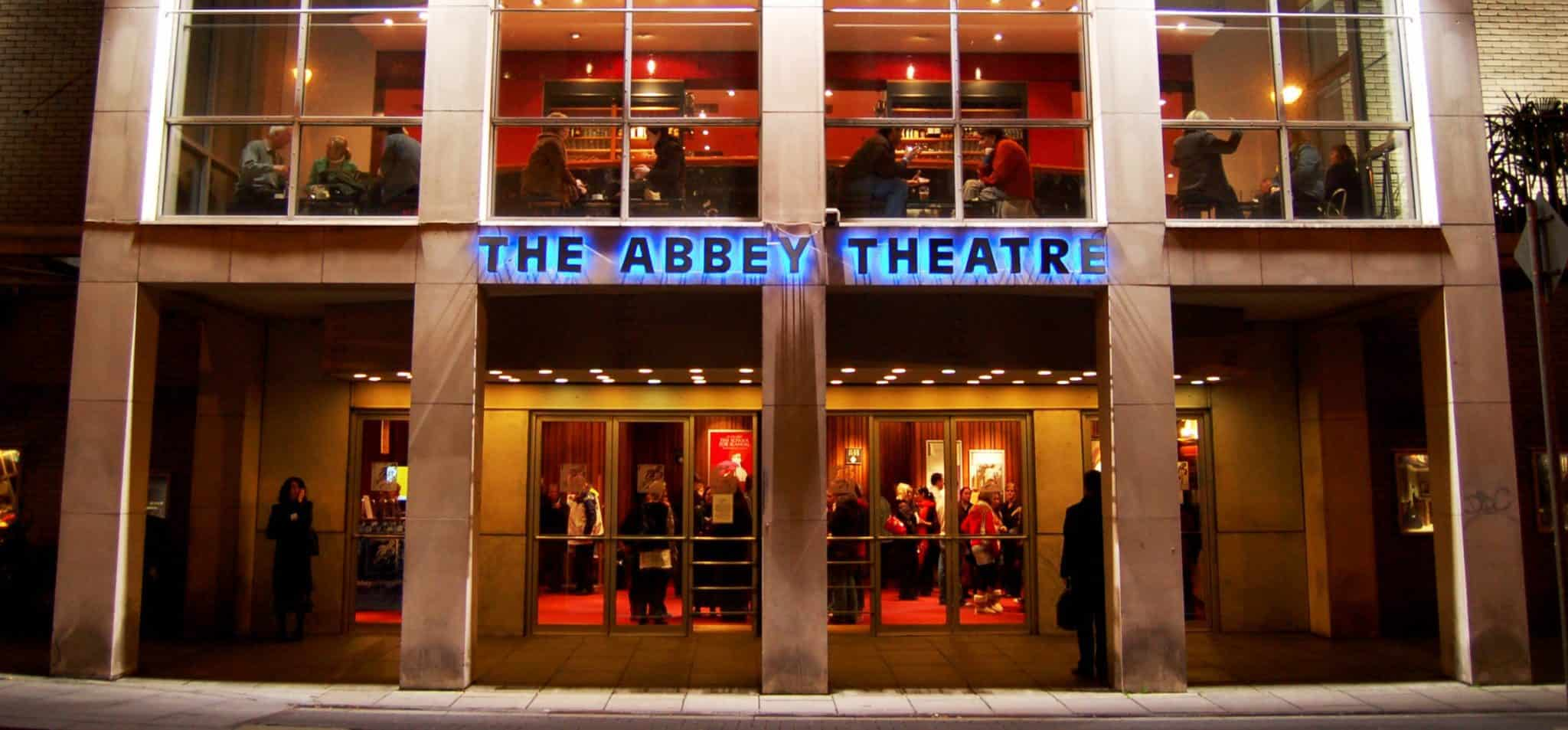 The Abbey Theatre Dublin