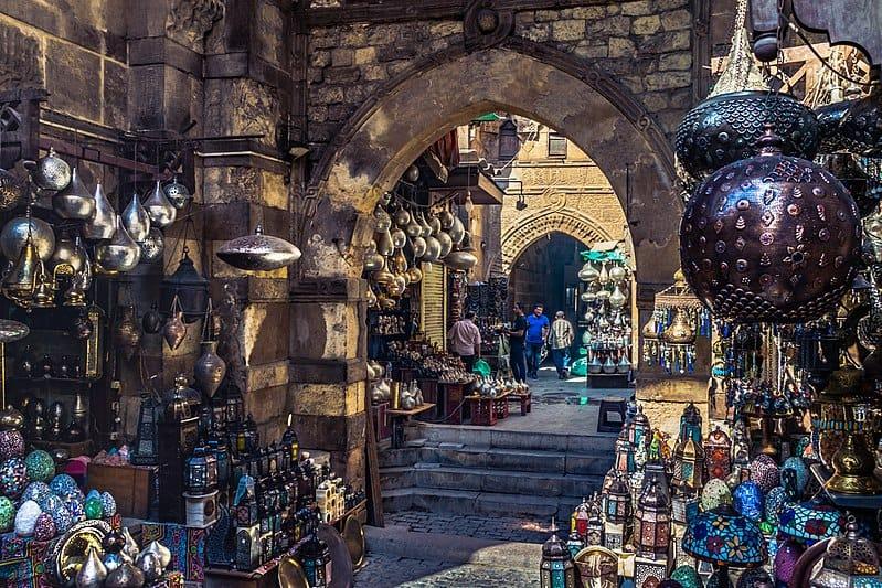 Khan Al Khalili, Al Muizz Street
