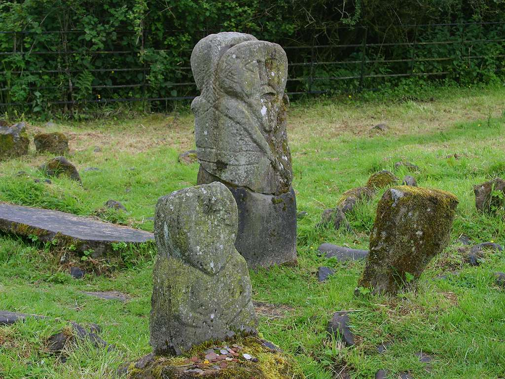 Janus and Lusty-more Figures, Fermanagh