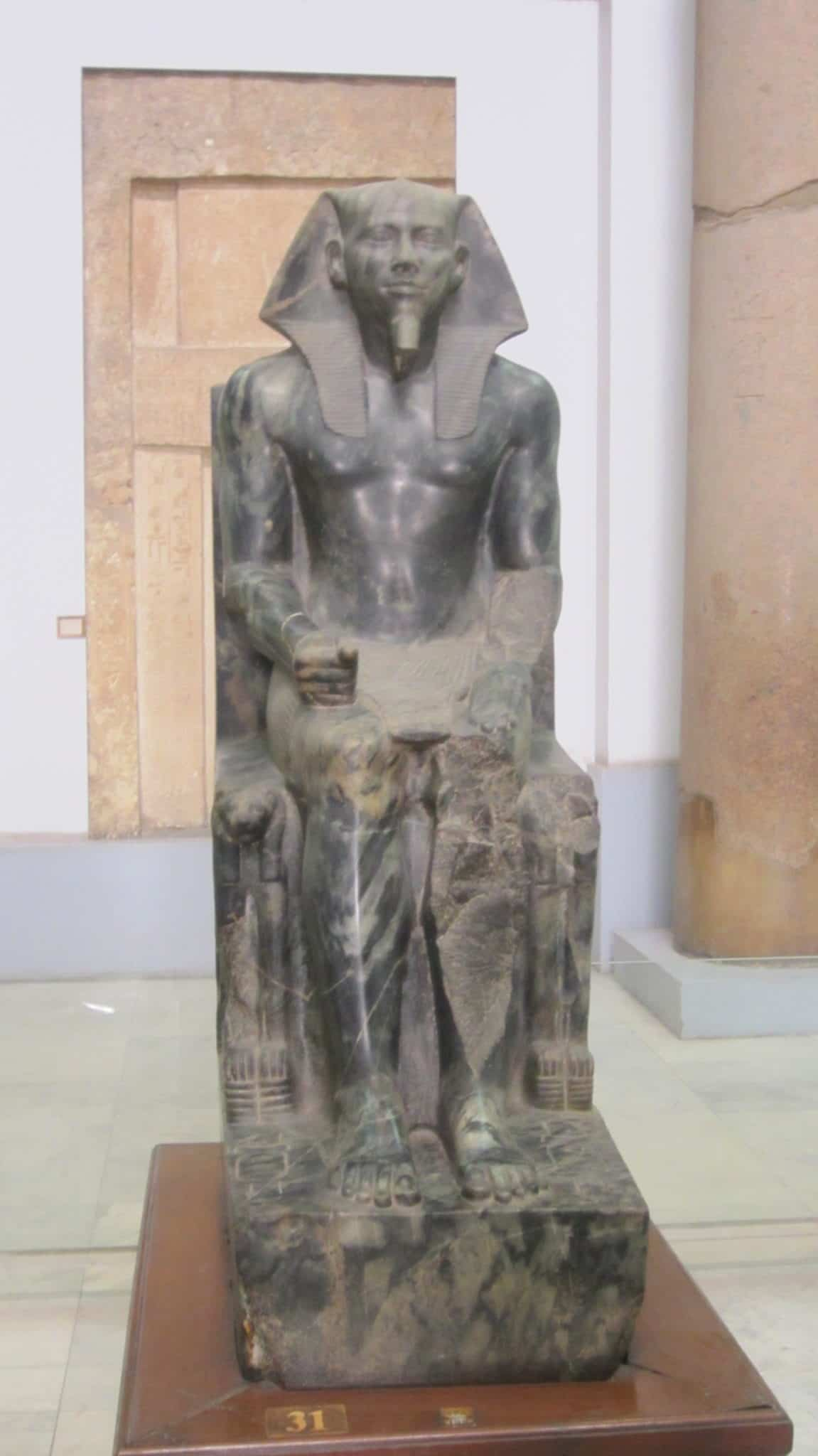 Statue of King Khafre