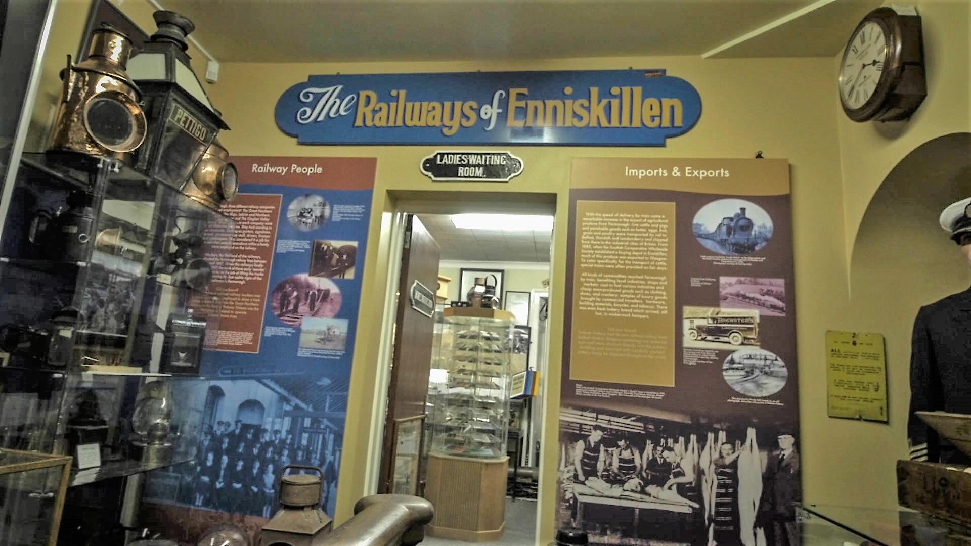 headhunters railway museum