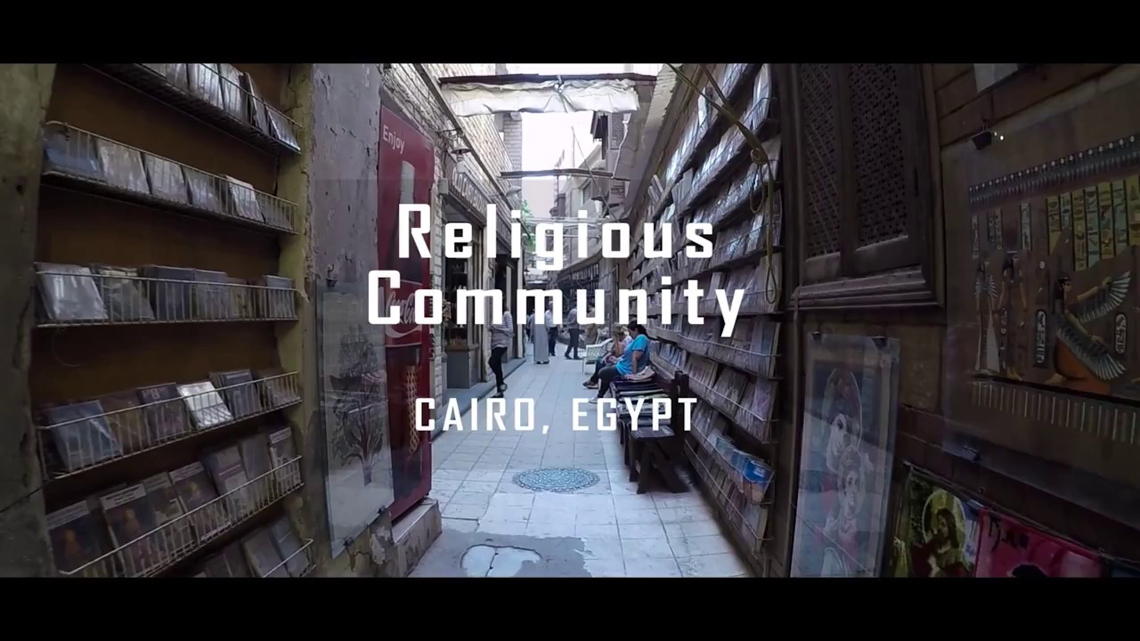Religious Community, Cairo, Egypt - Egypt Travel - Combination of Islam, Christianity, and Judaism