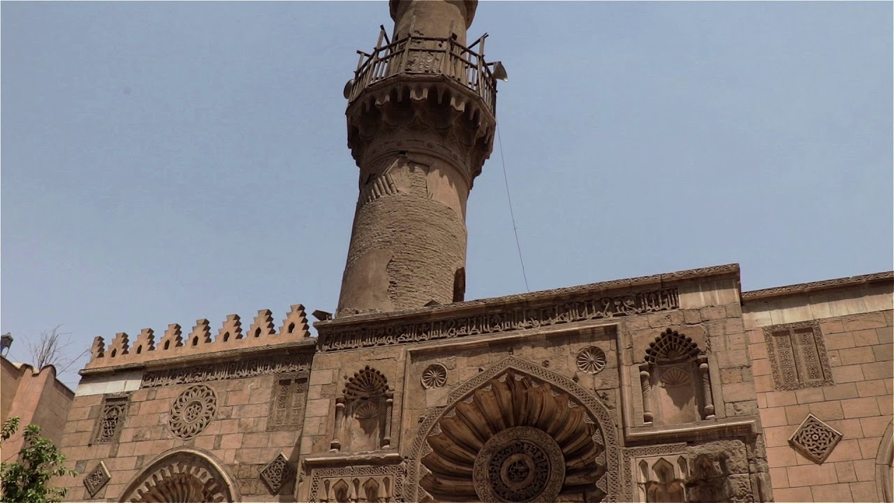 Al Muizz Street and Khan Al Khalili, Cairo, Egypt - Old Cairo - The Islamic Historical Fatimid Area