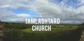 Tamlaghtard Church