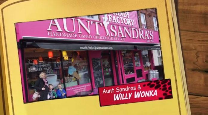 Aunt Sandra's