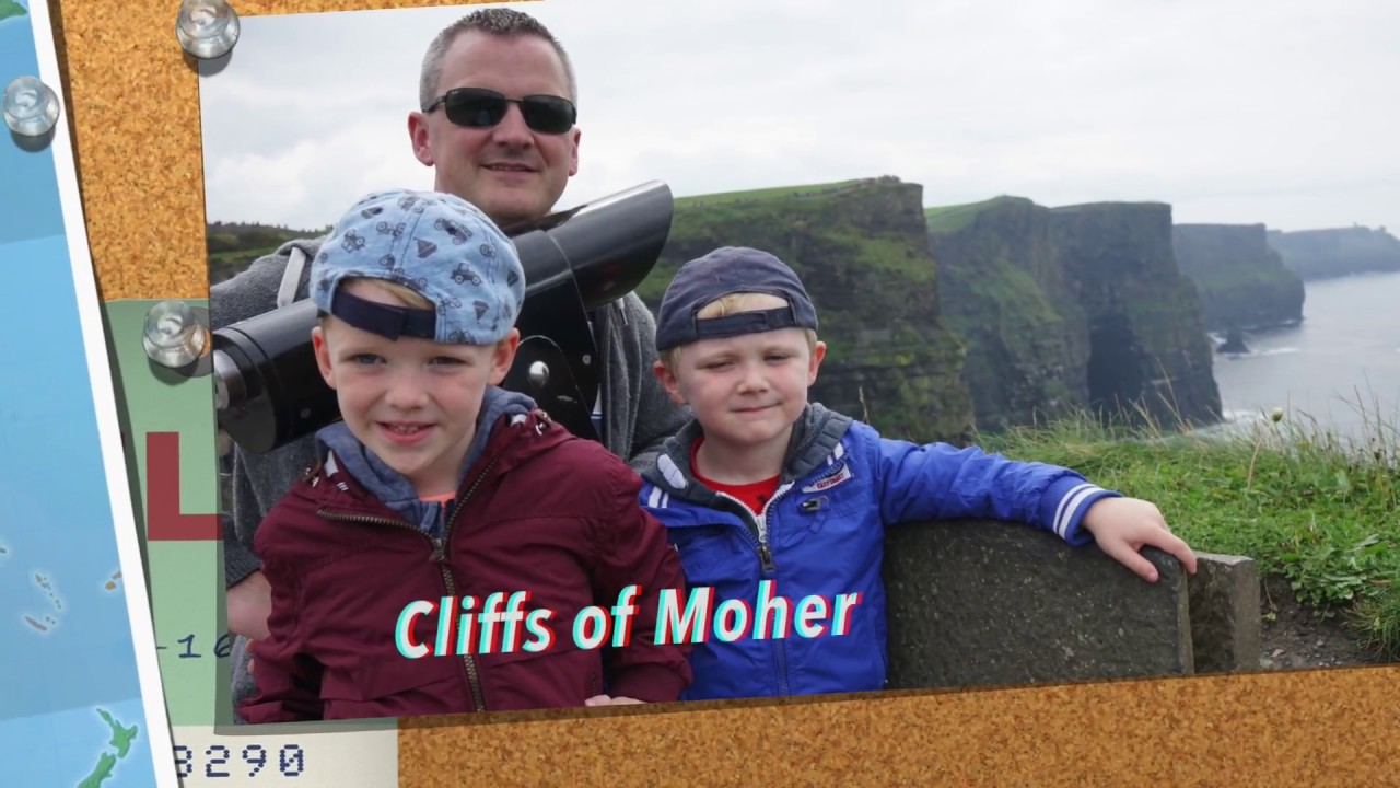 The Cliffs of Moher Tour - Ireland-Travel Ireland -Galway- Clare-Cliffs of Moher-Irish Tours