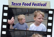 Tesco Food Festival
