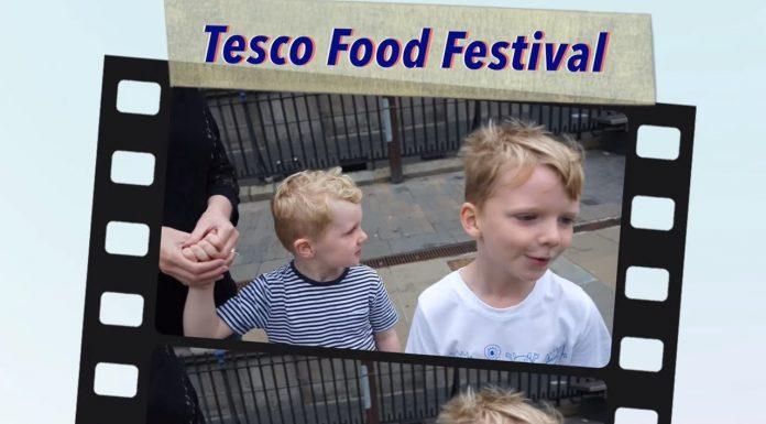 Tesco Food Festival