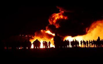 Eleventh Night Bonfire