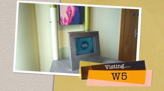 Visiting W5