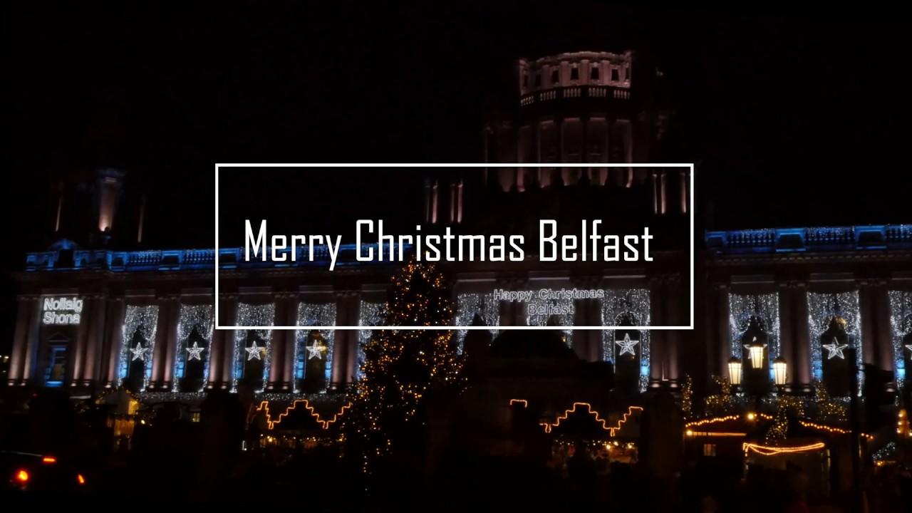 Belfast Christmas - Northern Ireland - W5 - Visit Belfast - NI - Christmas Shopping Belfast