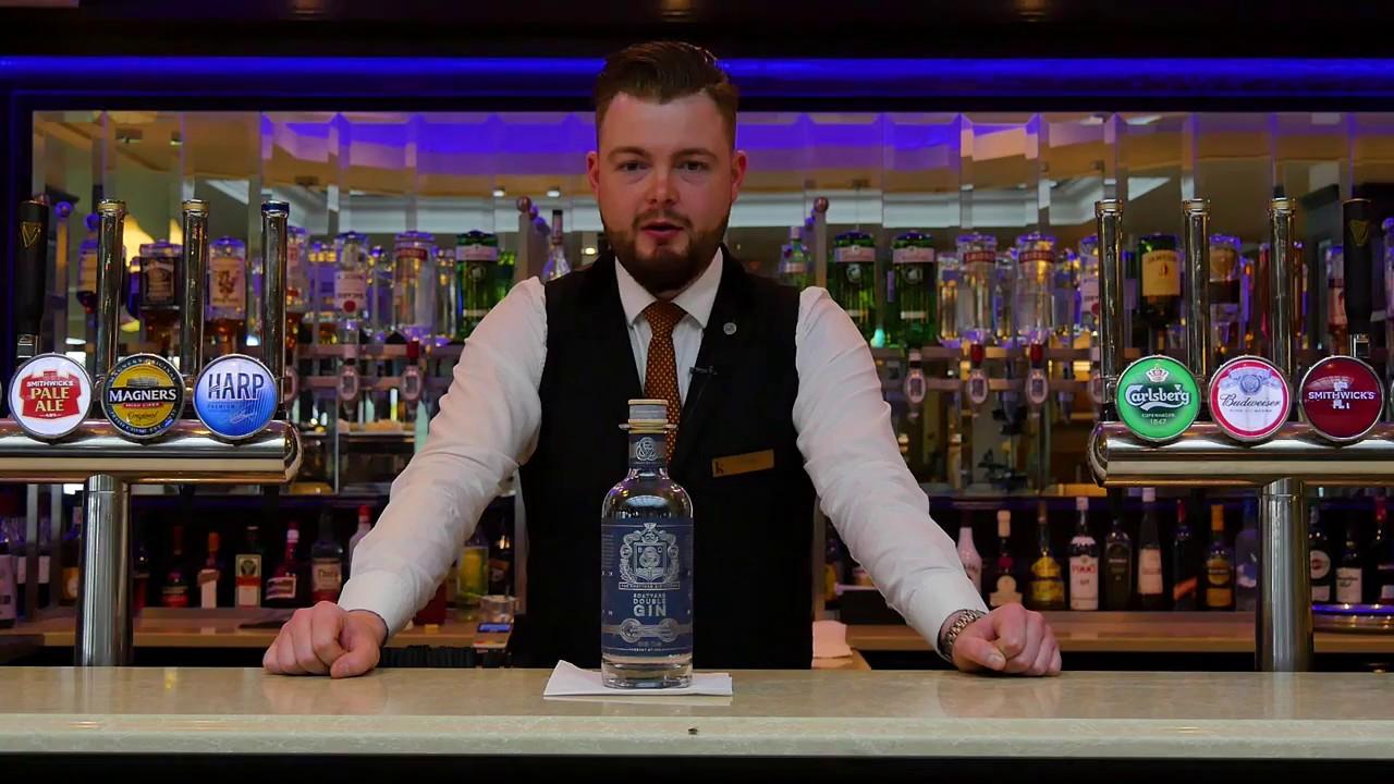 Boatyard Double Gin - Northern Ireland Gin - Boatyard Distillery - Boatyard Gin Perfect Serve