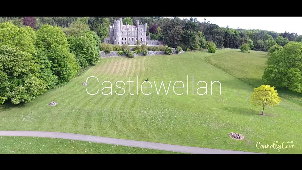 Castlewellan Forest Park - Campsite, Bike trail, Lake and Walks - Castlewellan Maze Northern Ireland