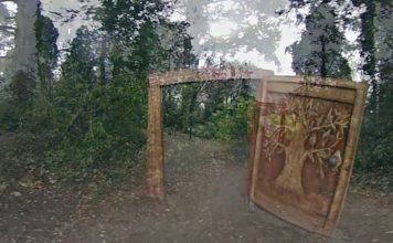 360 VIDEO OF NARNIA TRAIL