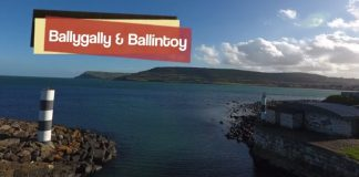 Beautiful Ballygally and Ballintoy, County Antrim