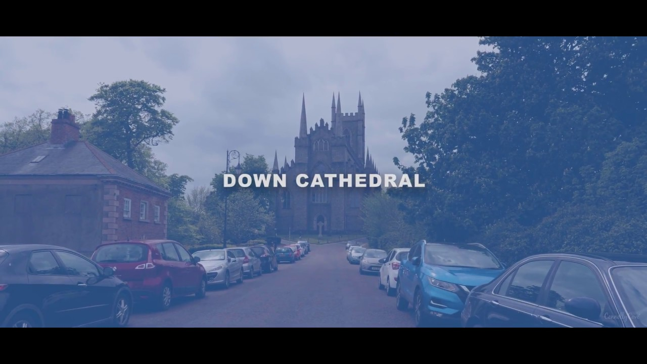 Discover the History of St Patrick at Down Cathedral - St. Patrick's Grave - Northern Ireland