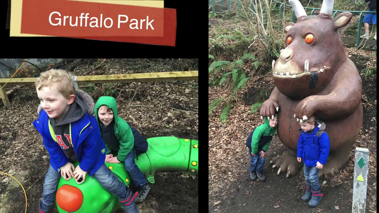 The Gruffalo - Gruffalo Trail, Colin Glen Park - Belfast - Northern Ireland - What to do in Belfast