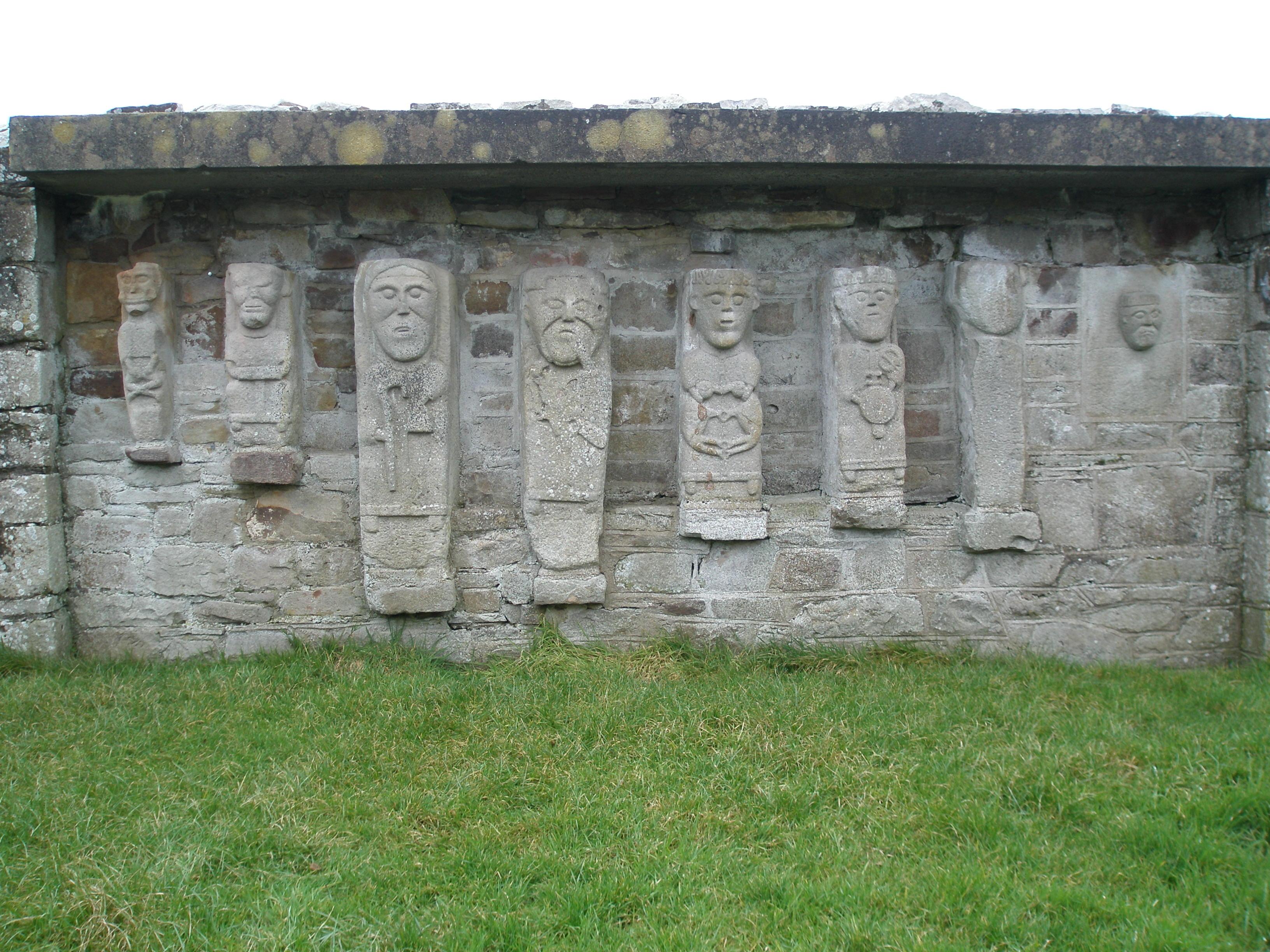 White Island Figures, Fermanagh