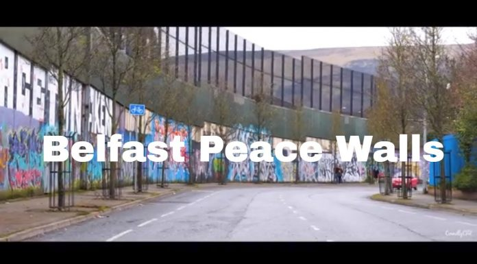 Belfast Peace Walls