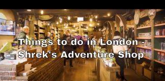 Shrek's Adventure Shop