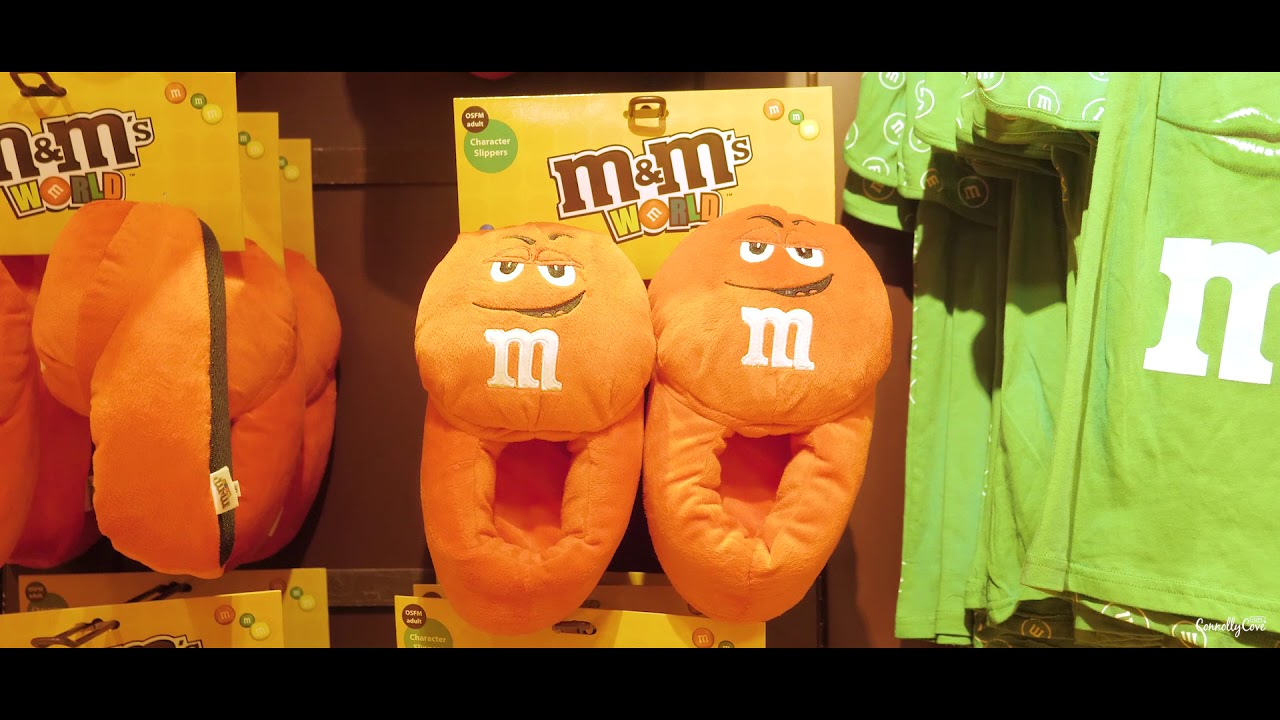 Things to Do in London - M&M's World London - Places to Visit in London UK
