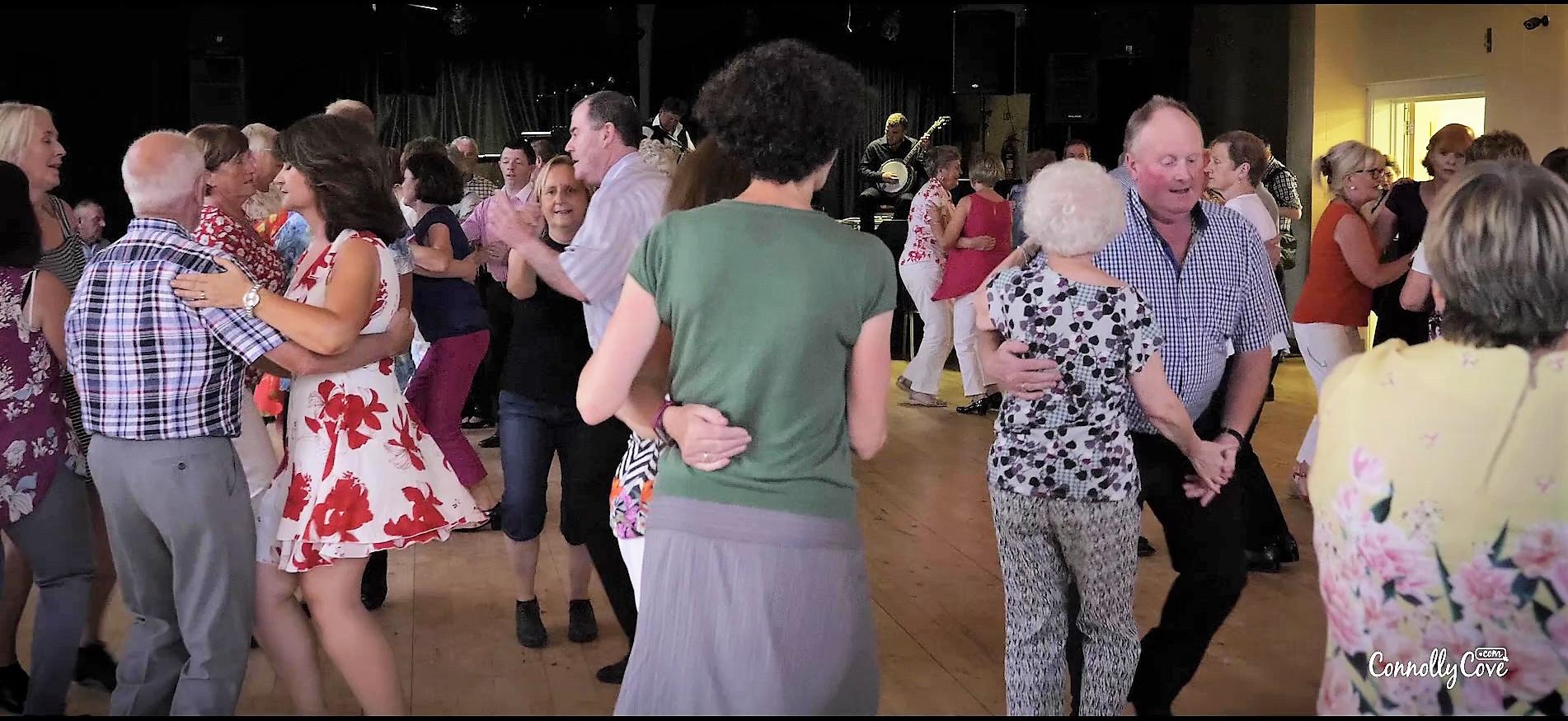 Ulster Fleadh Dancing