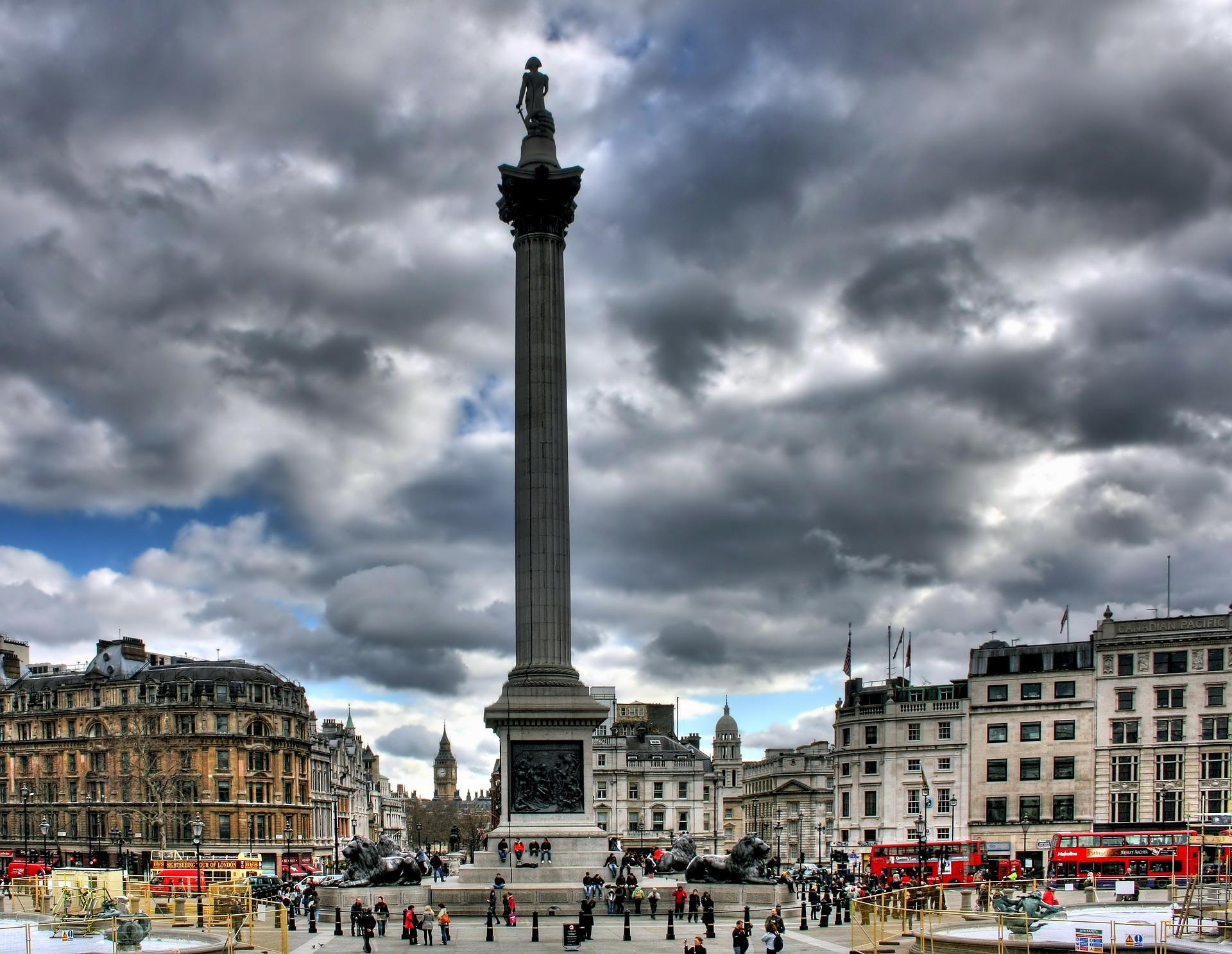 London- Trafalgar Square