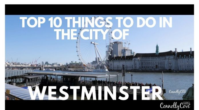 things to do in the city of Westminster