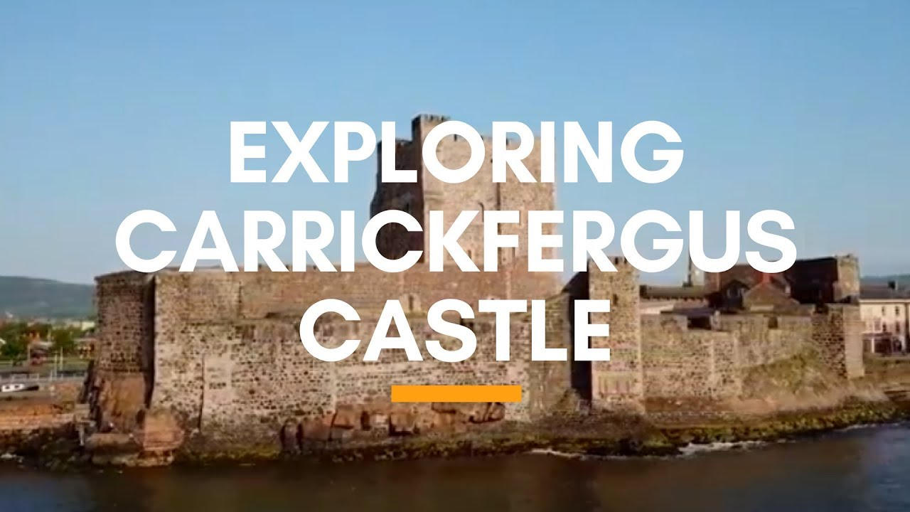 Exploring Carrickfergus Castle - Carrickfergus Attractions