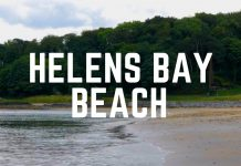 Helens Bay Beach