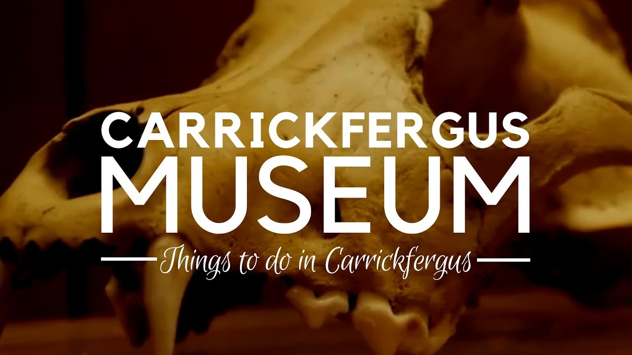 Carrickfergus Museum - Things to Do in Carrickfergus - Northern Ireland Attractions
